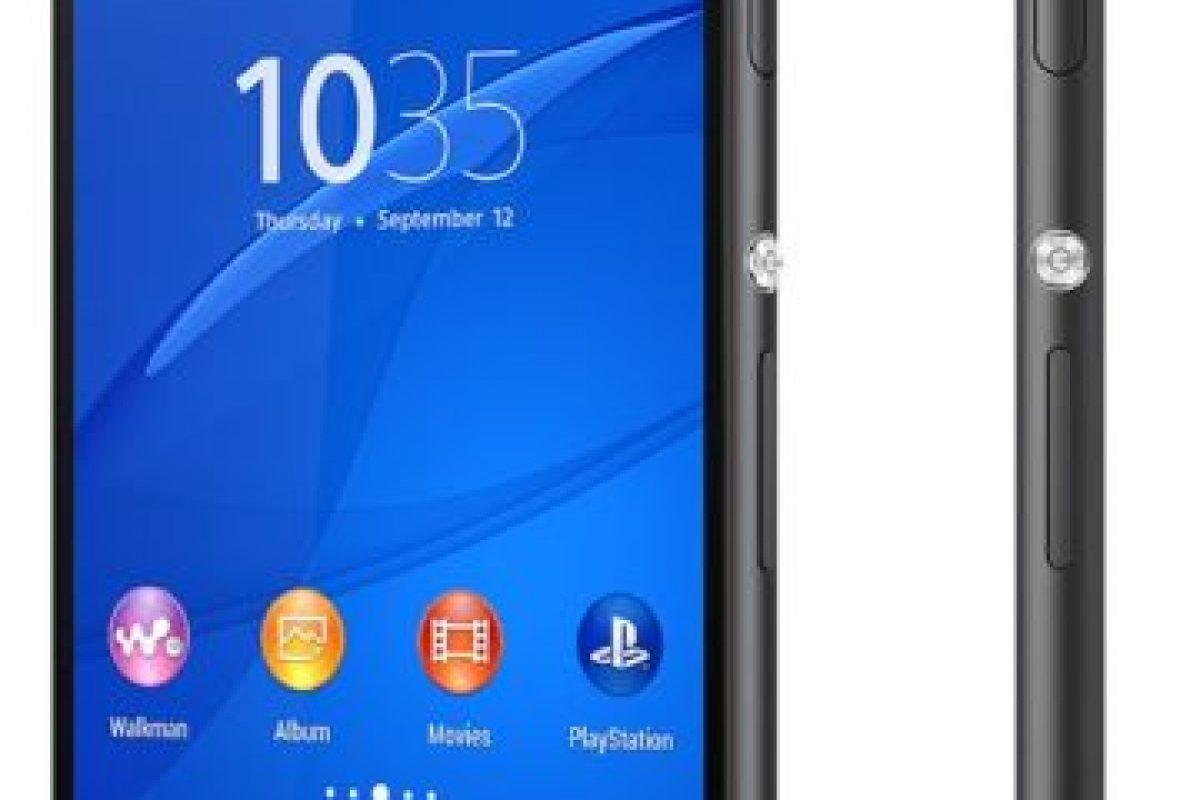 Sony Xperia Z3 Foto:Sony. Imagen Por: