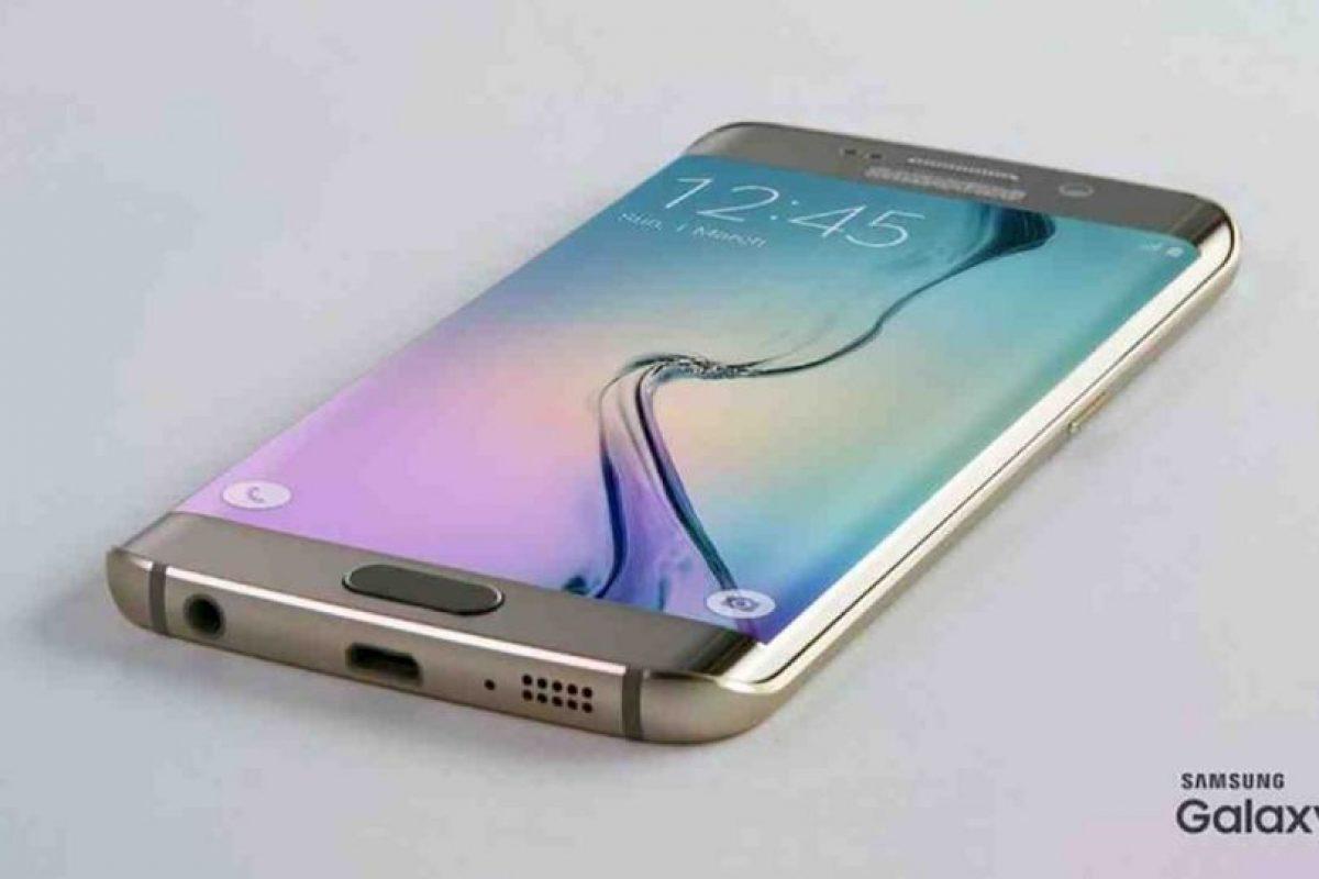 Samsung Galaxy S6 Edge Foto:Samsung. Imagen Por: