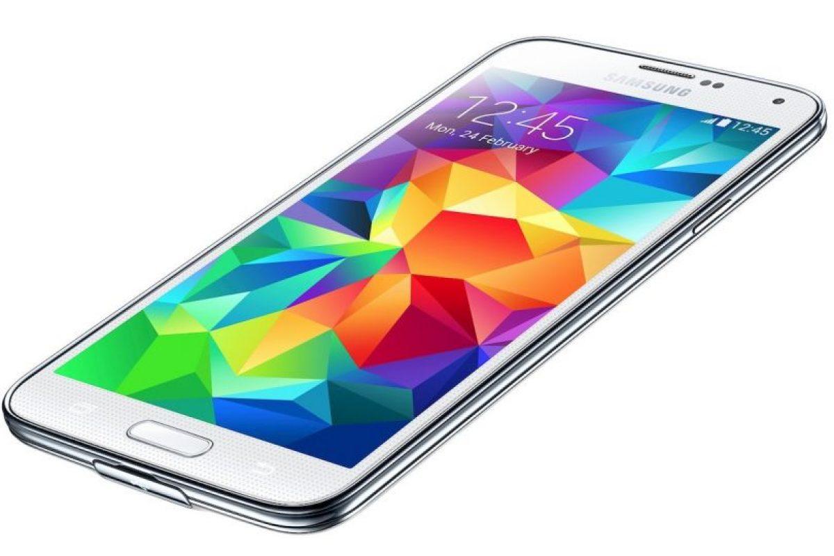 Samsung Galaxy S5 Foto:Samsung. Imagen Por: