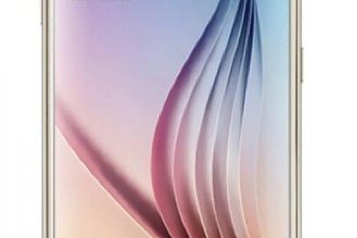 Samsung Galaxy S6 Foto:Samsung. Imagen Por: