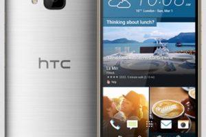 HTC One M9 Foto:HTC. Imagen Por: