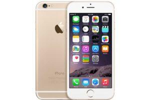 iPhone 6 Foto:Apple. Imagen Por:
