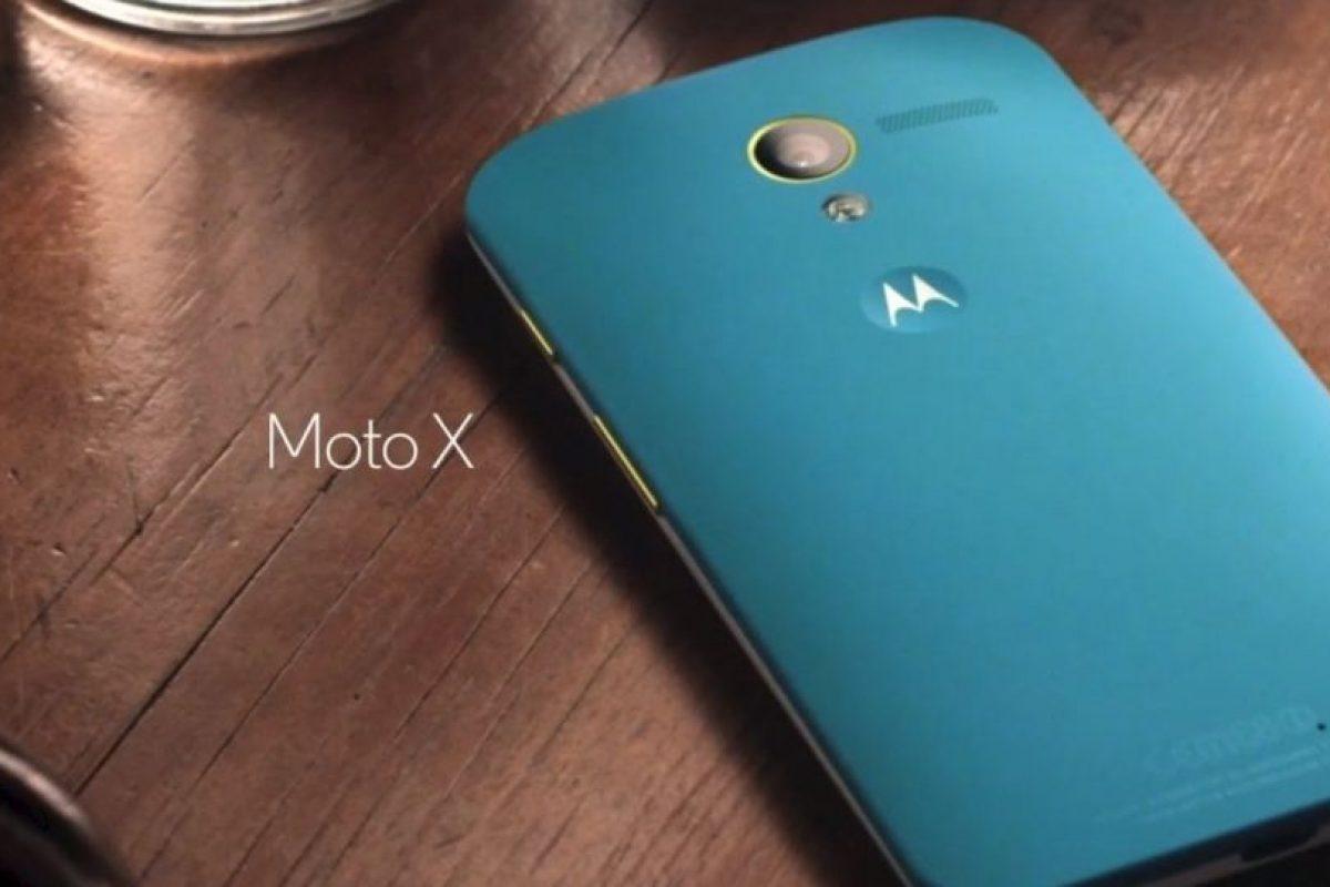 Su batería dura 5 horas y 45 minutos. Foto:Motorola. Imagen Por: