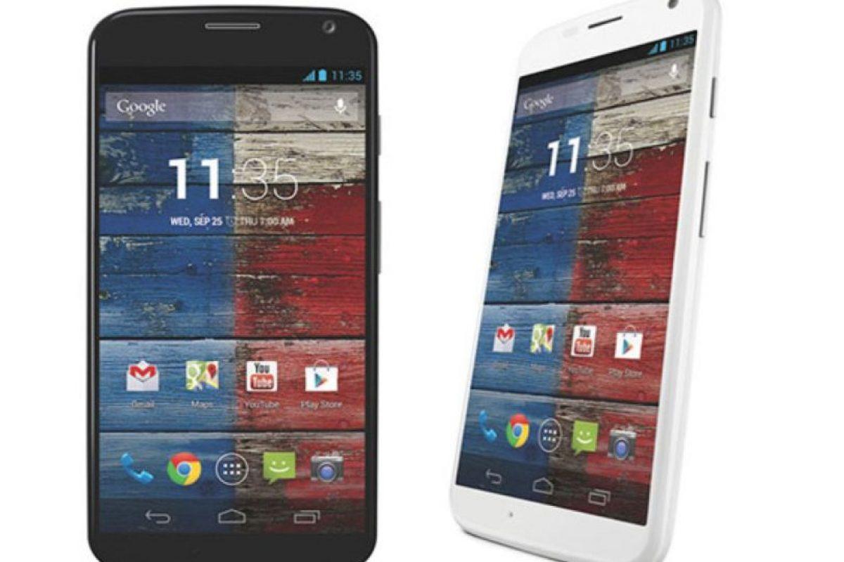 Moto X (2014) Foto:Motorola. Imagen Por: