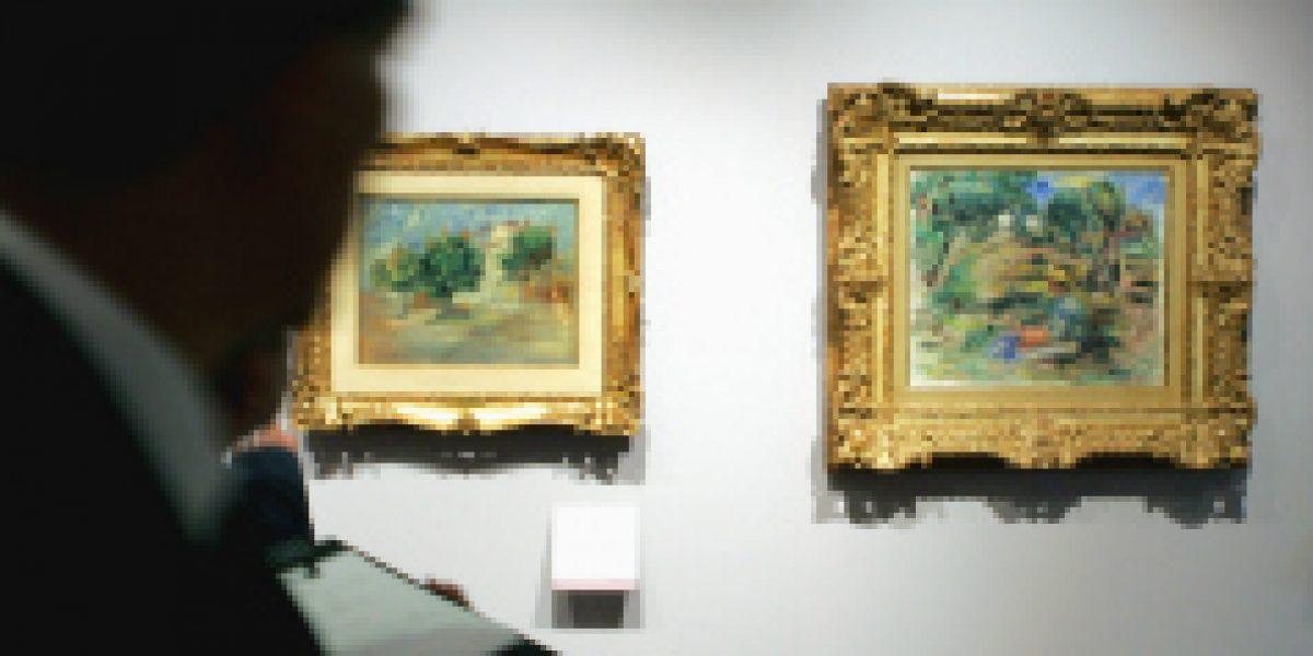 Una venta de pinturas de los siglos XVII y XVIII bate récords mundiales