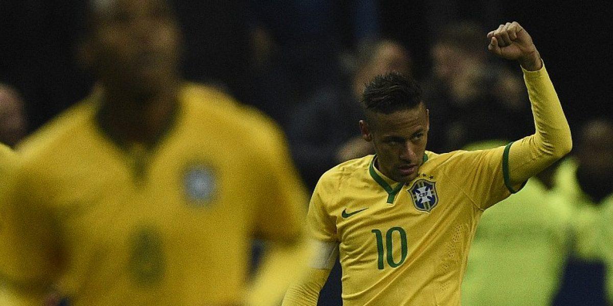 Amenaza a Chile: Neymar llega al amistoso con nueva marca y va por leyendas brasileñas