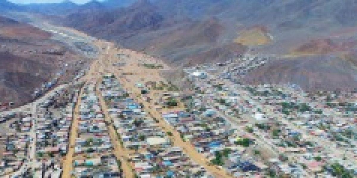 SNA hace fuerte llamado de ayuda para agricultores del valle de Copiapó