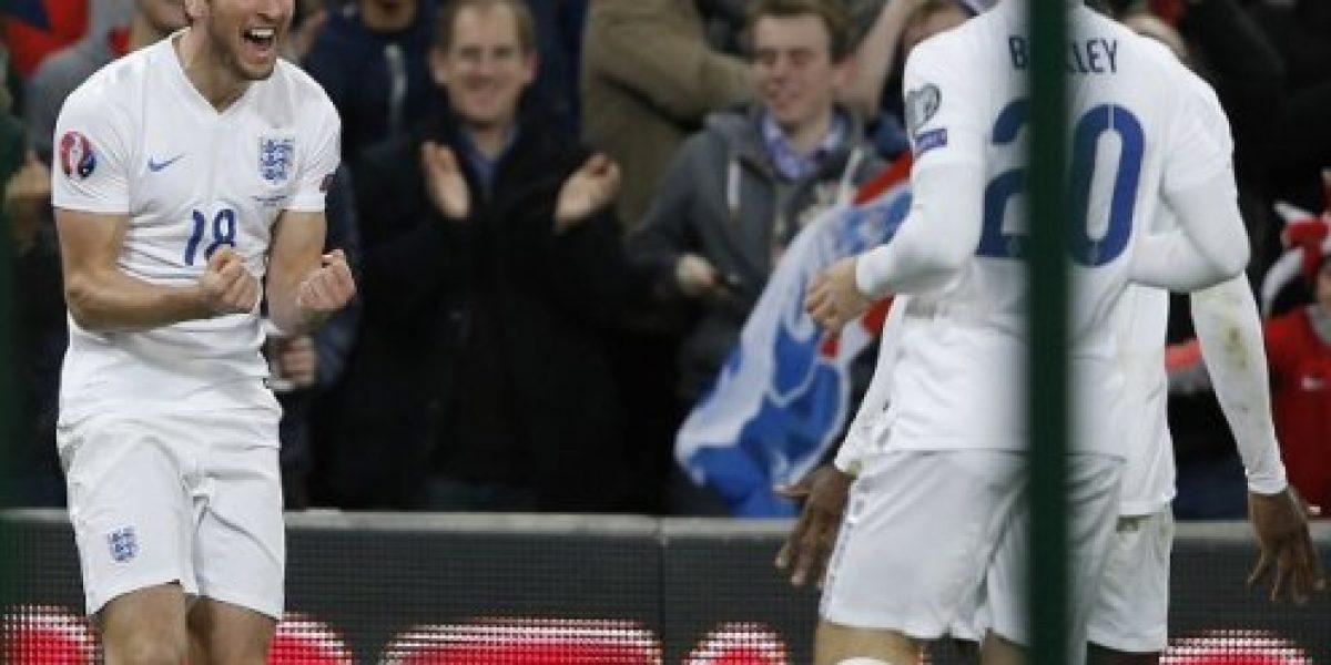 La nueva joya del fútbol inglés debutó en la selección con un gol en sólo 80 segundos