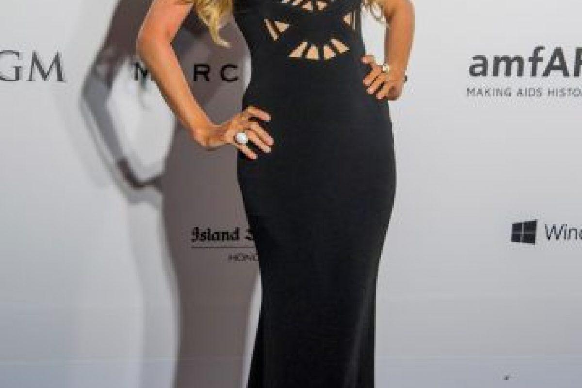 Paris Hilton es una empresaria, modelo, actriz, diseñadora y cantante. Foto:Getty. Imagen Por: