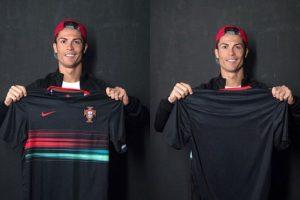 El futbolista del Real Madrid también usó las redes sociales para presentar el nuevo uniforme de Portugal. Foto:Instagram @Cristiano. Imagen Por: