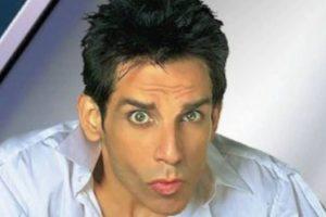 """Derek Zoolander, el modelo que """"no sabe leer ni escribir bien ni otras cosas tampoco"""", fue interpretado por Ben Stiller. Foto:Paramount. Imagen Por:"""