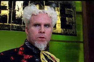 Will Ferrell era el siniestro diseñador Mugatu. Foto:Paramount. Imagen Por: