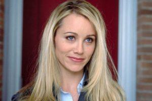 Christine Taylor interpretaba a la audaz reportera Matilda Jeffries. Foto:Paramount. Imagen Por: