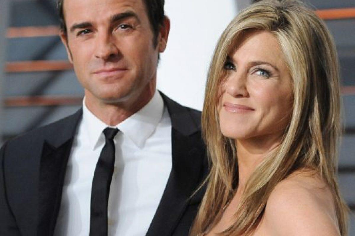 """Ha actuado en películas como """"Iron Man 2"""". Es prometido de Jennifer Aniston. Foto:Getty Images. Imagen Por:"""