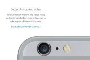 Las cámaras de los iPhones siempre se han distinguido por su enorme calidad. En la galería les mostramos las imágenes que pueden tomar en el iPhone 6. Foto:Apple. Imagen Por:
