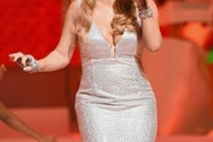 7. Mariah Carey Foto:Getty Images. Imagen Por: