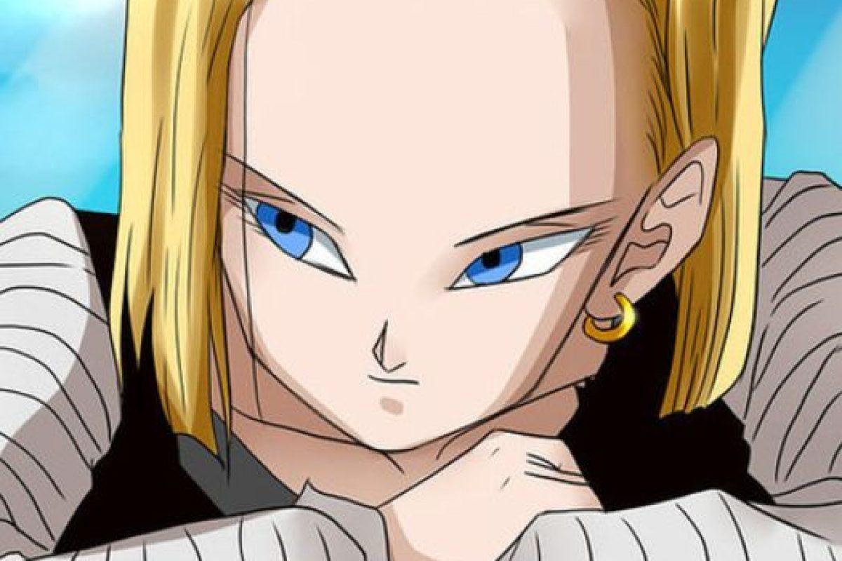 El verdadero nombre de la Androide 18 es Lazuli. Los dos nombres fueron revelados el año pasado en una de las ediciones del manga de Dragon Ball. Foto:Toei. Imagen Por: