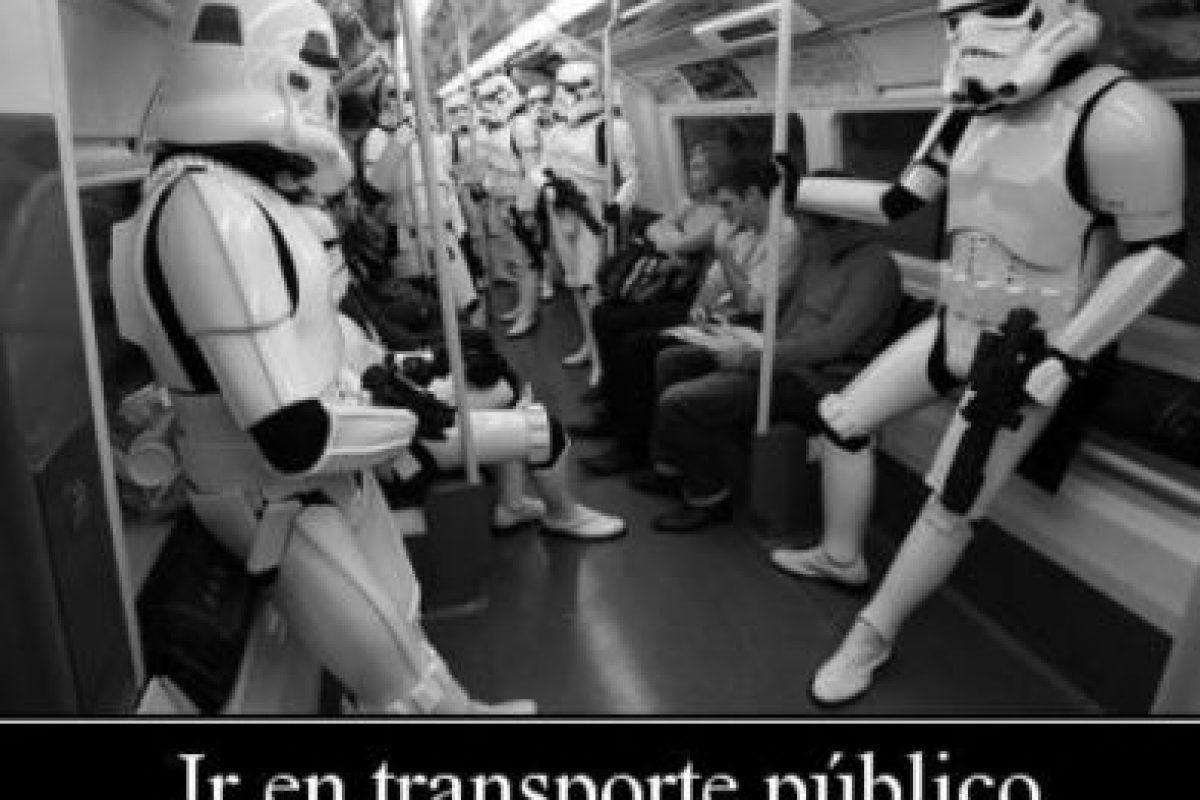 A veces puede resultar interesante Foto:Tumblr.com/Tagged-transporte. Imagen Por:
