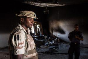 Así ha sido la jornada electoral en el país africano Foto:AFP. Imagen Por: