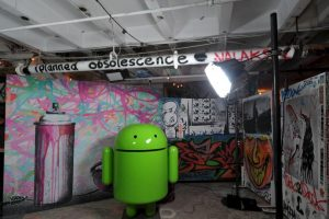 Tenemos para ustedes los más raros dispositivos de Android. Foto:Getty. Imagen Por: