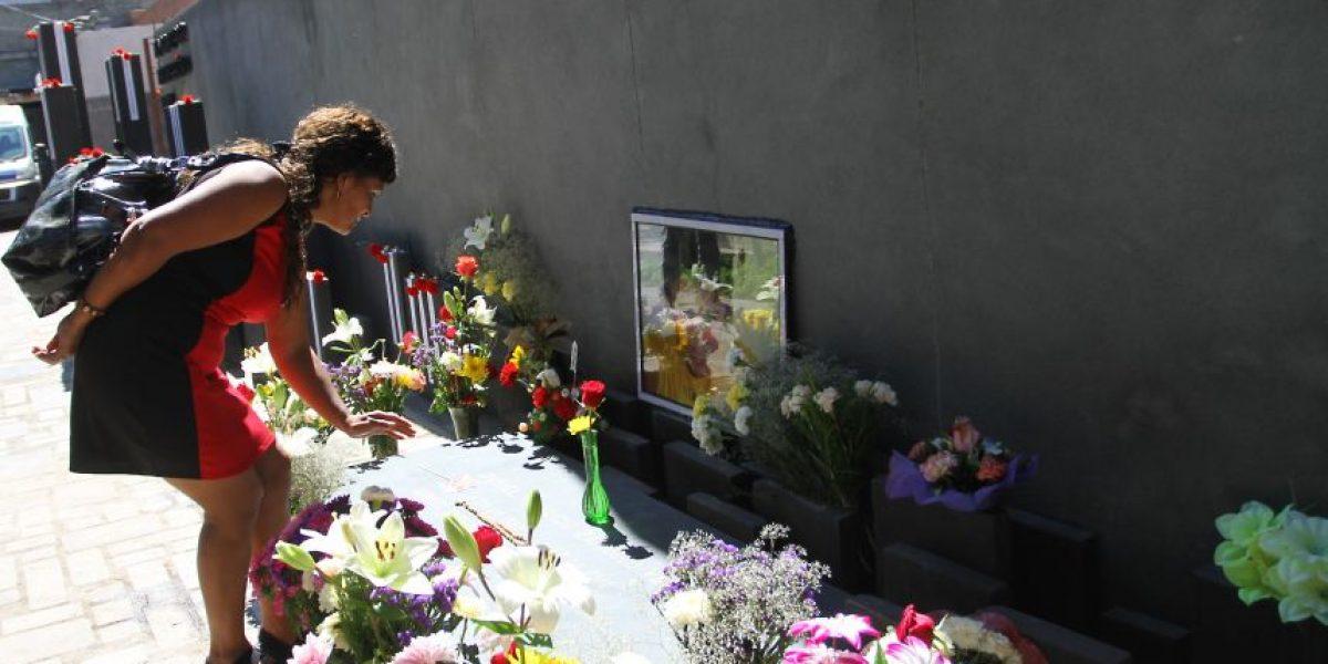 Fotos: Así fue el homenaje a Daniel Zamudio a tres años de su muerte