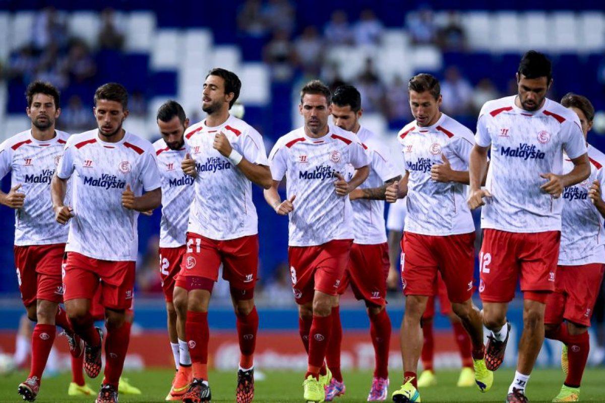4. Sevilla (España). En los últimos tres años ha vendido a jugadores que le han dado ganancias por 51.5 millones de euros. Foto:Getty Images. Imagen Por: