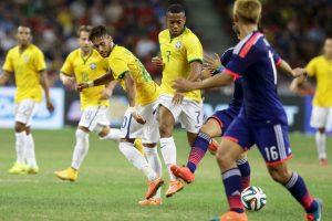 Neymar es el quinto mejor anotador en la historia de la Canarinha Foto:Getty Images. Imagen Por: