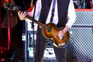 1. Muerte de Paul McCartney Foto:Getty Images. Imagen Por: