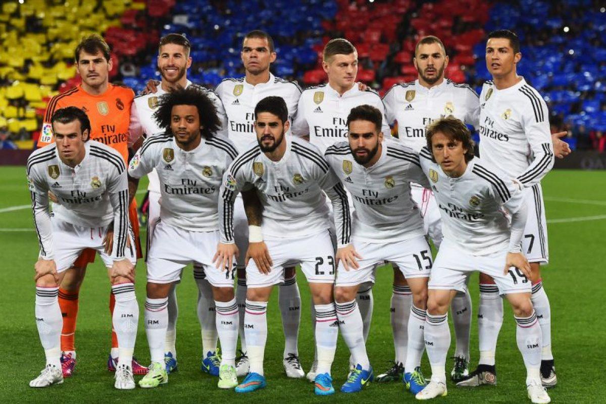 6. Real Madrid (España). Los Merengues han ingresado 43 millones de dólares por la venta de jugadores nacidos en la Casa Blanca. Foto:Getty Images. Imagen Por: