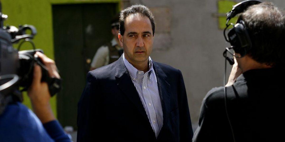 Caso SQM: Pablo Zalaquett deja militancia en la UDI  a disposición