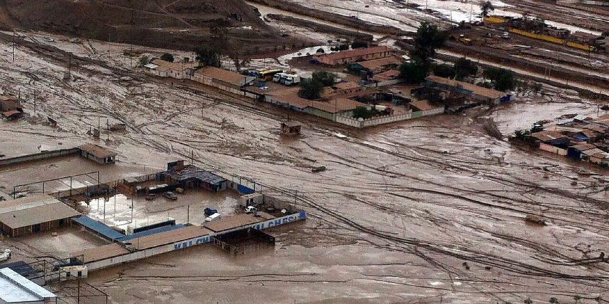 Confirman la identidad de cinco víctimas de la catástrofe en el norte