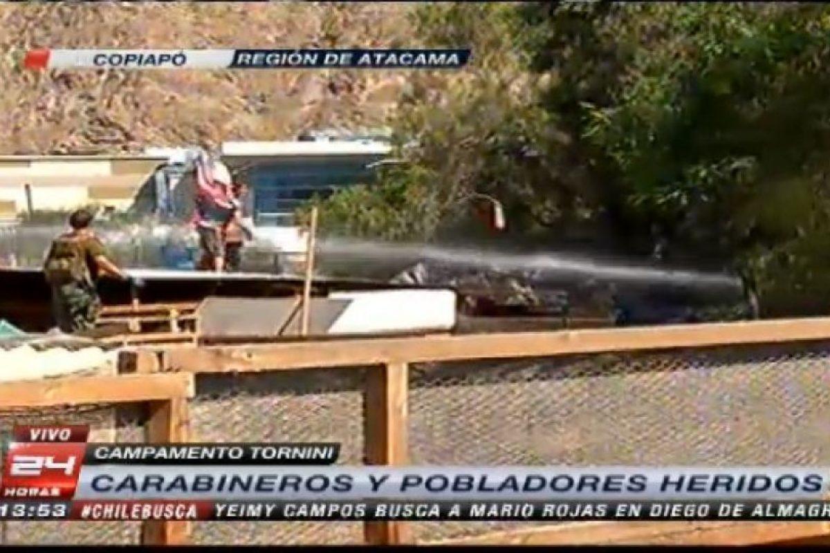 Foto:Captura Pantalla 24 horas. Imagen Por: