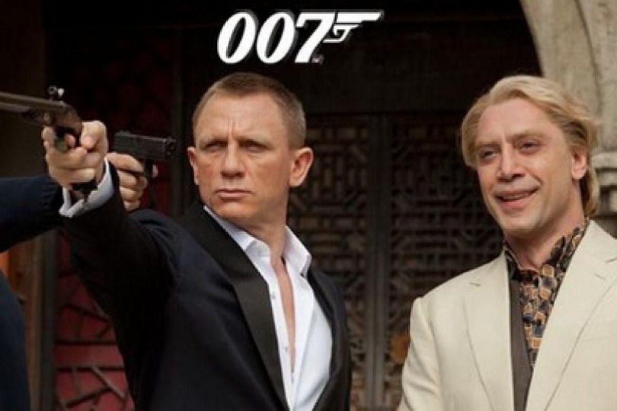 Foto:Twitter James Bond. Imagen Por: