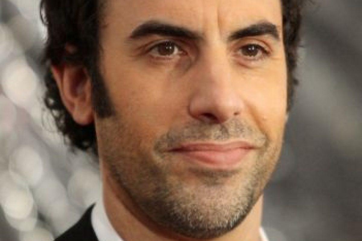 Sacha Baron Cohen Foto:Getty Images. Imagen Por:
