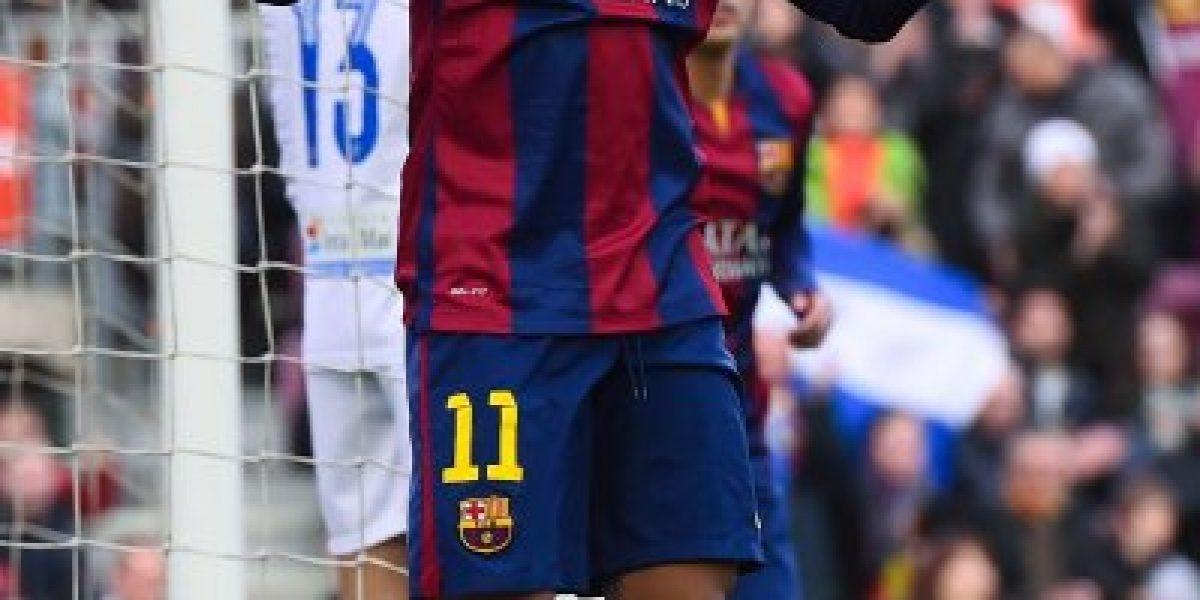 Neymar no quiere comparaciones: