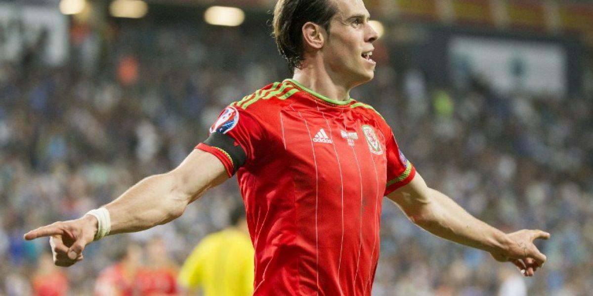Gareth Bale se lució en victoria de Gales por las Clasificatorias a la Eurocopa