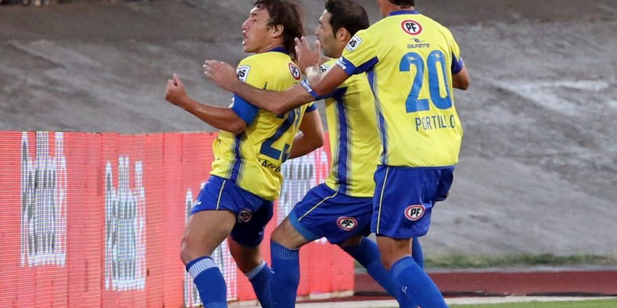 U.de Concepción sufrió para ganar su segunda Copa Chile y clasificar a la Sudamericana
