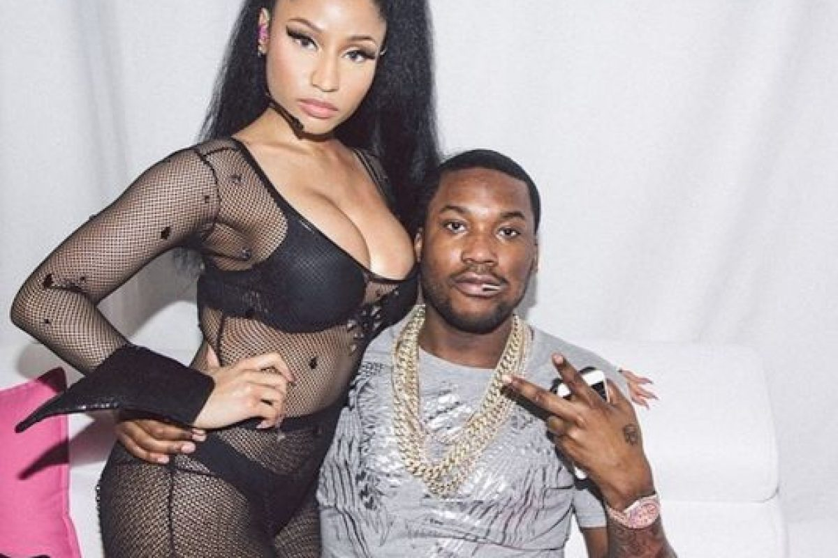 Aunque la cantante y el rapero no han hecho oficial su relación todo indica que son más que amigos. Foto:Instagram Nicki Minaj. Imagen Por: