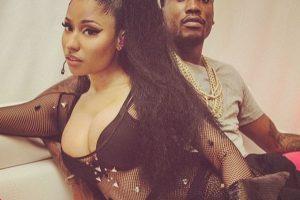 ¿Amigos? Foto:Instagram Nicki Minaj. Imagen Por: