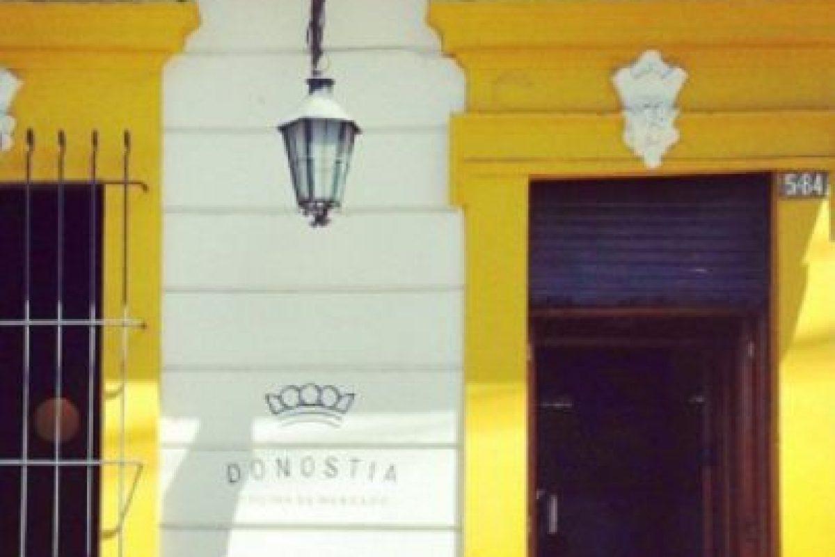 Foto:Cortesía Restaurante Donostia. Imagen Por: