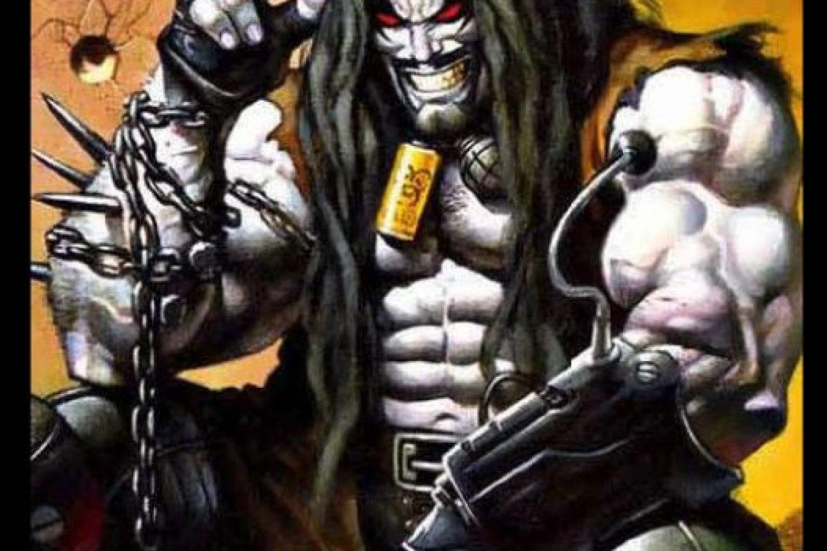 Lobo. Es considerado uno de los mejores personajes antihéroes mundialmente. Foto:@simonsandrew. Imagen Por: