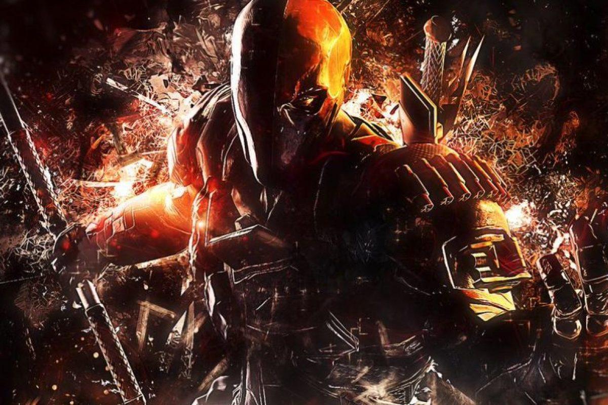 Deathstroke suele aparecer en historias junto a Deadpool, sin embargo, Deathstroke es mucho más violento y sádico. Foto:@13thCrusader. Imagen Por: