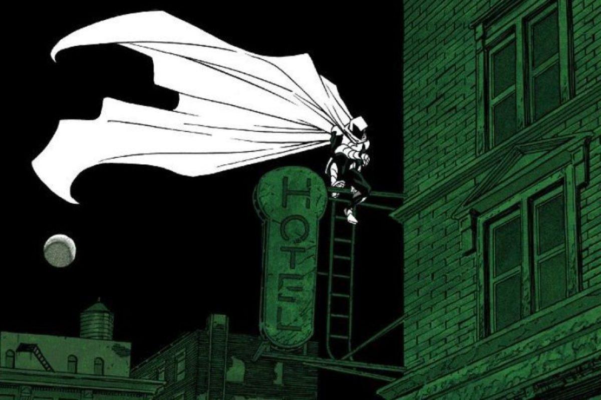 En comparación con Moon Knight, quien carece de popularidad. Foto:@comicosity. Imagen Por:
