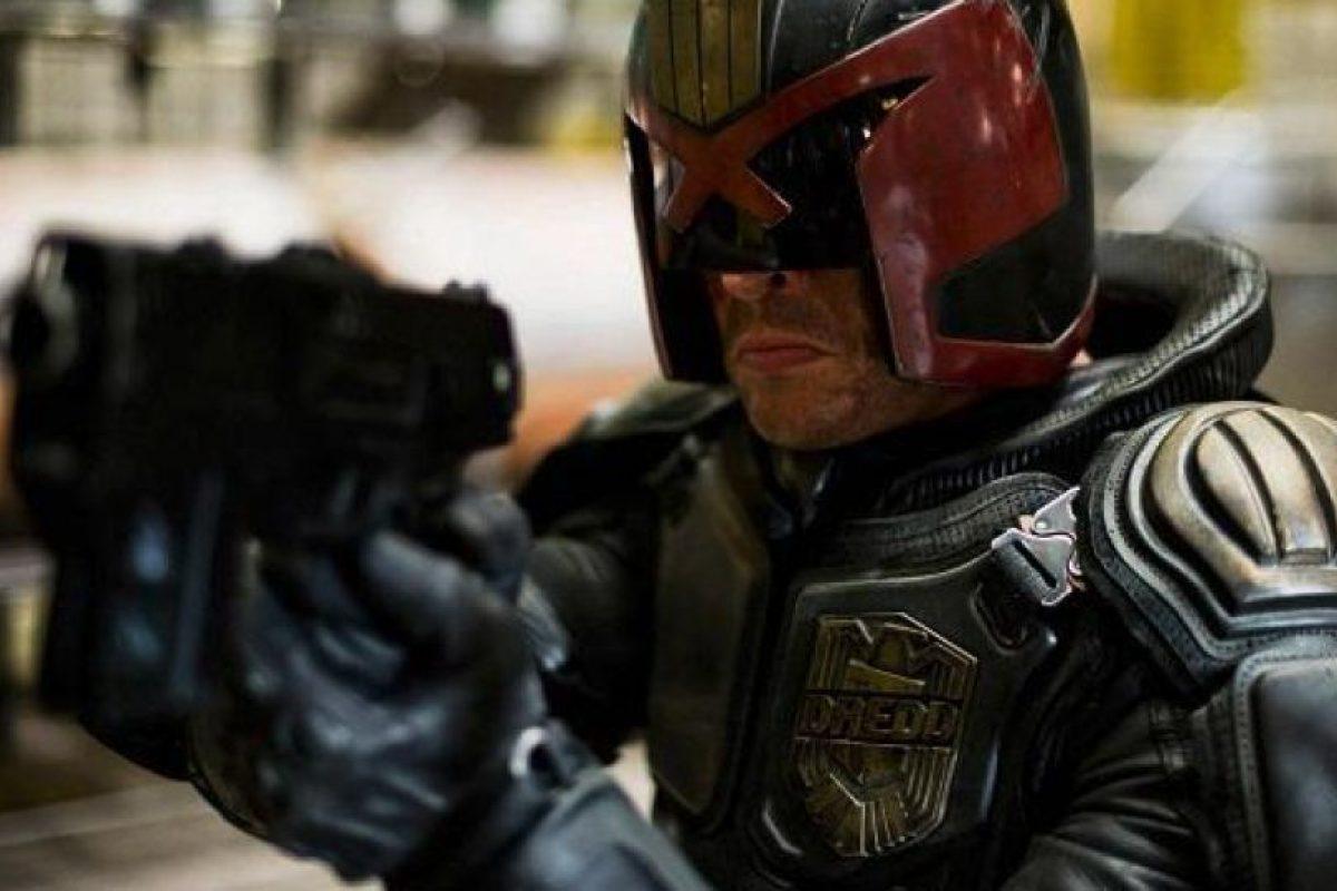 Judge Dredd es mucho más recordado por la película que por el cómic, sin embargo, para los fan es un ícono de culto. Foto:@cinechew. Imagen Por: