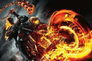 Ghost Rider es un clásico por la terrible injusticia que sufre el personaje principal, obligado a penar y buscar venganza eternamente. Foto:@berkingham. Imagen Por: