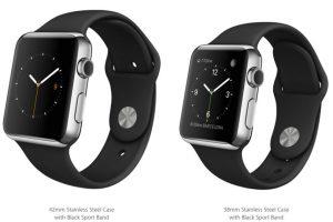 Y en color negro. Foto:Apple. Imagen Por: