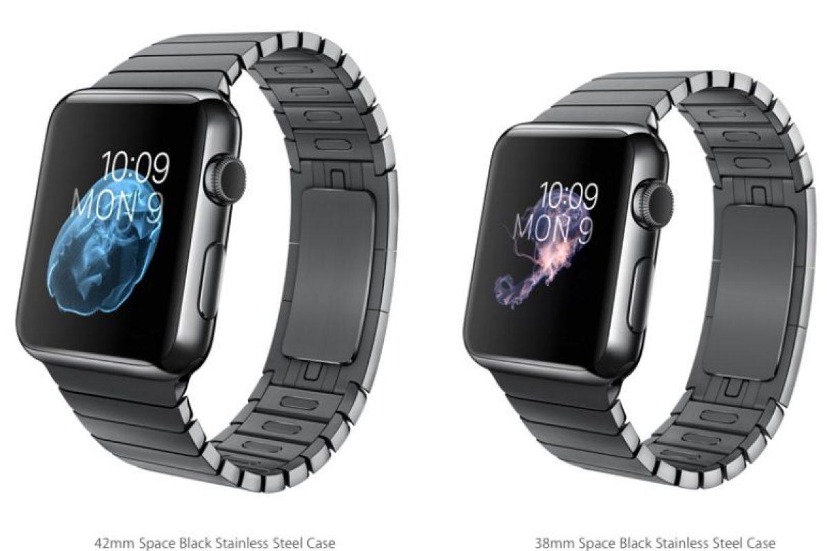 También tendremos opción de color negro en este modelo. Foto:Apple. Imagen Por: