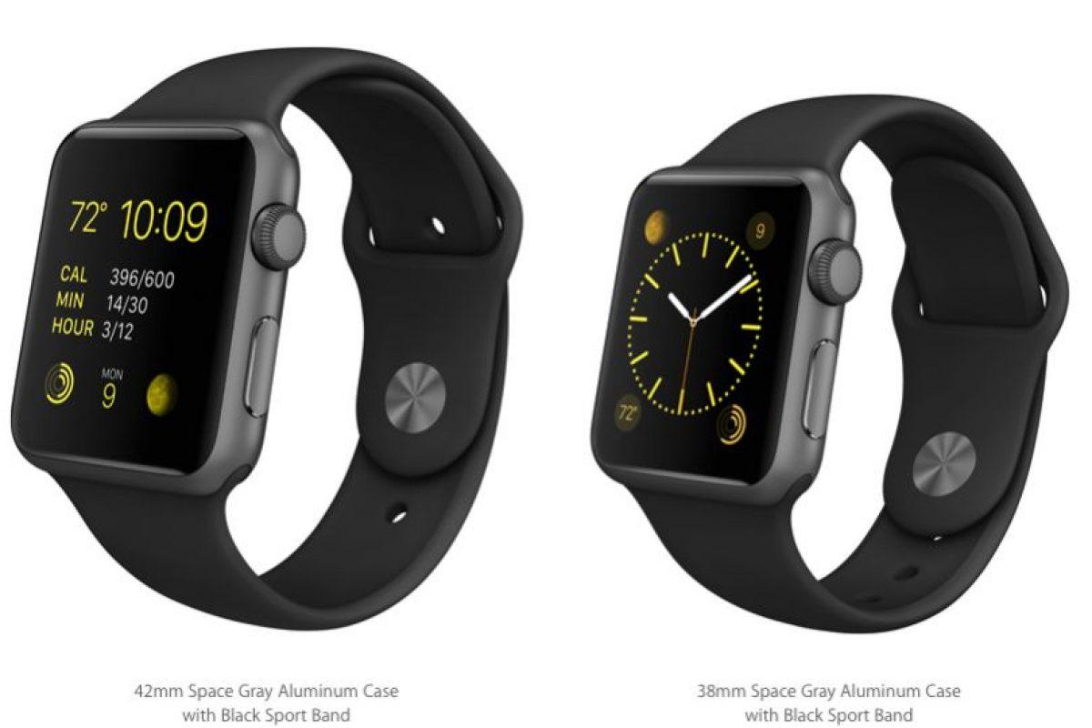 Y negra. Foto:Apple. Imagen Por: