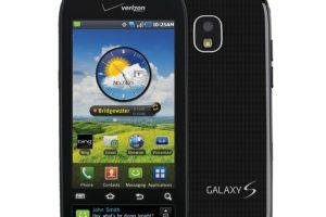 Samsung Continuum no tenía doble pantalla, sino que dividió una en dos. Esto limitó mucho la funcionalidad del dispositivo. Foto:Samsung. Imagen Por: