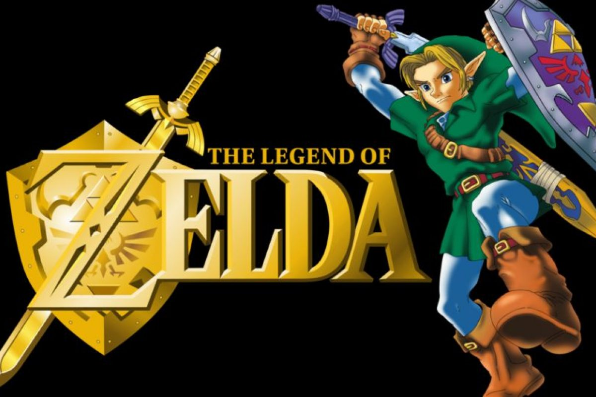 El primer lugar lo ocupa The Legend of Zelda: Ocarina of Time. Foto: Google. Imagen Por: